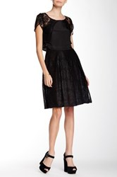 Stella And Jamie Solsticio Midi Skirt Black