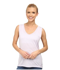 Black Diamond Rectory Tank Pale Lavender Women's Sleeveless Purple