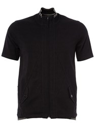The Soloist Zipped Shirt Black