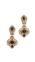 Samantha Wills The Villa Grand Earrings Antique Gold Multi