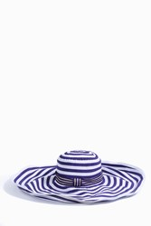 Missoni Women S Stripe Wide Brim Sun Hat Boutique1 Purple