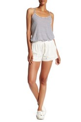Soft Joie Thula Gauze Short White