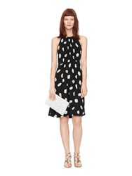 Kate Spade Daisy Dot Tie Back Dress