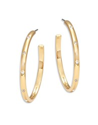 Kate Spade Infinity And Beyond Hoop Earrings