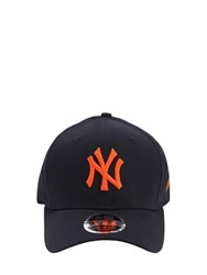 New Era Tonal Stretch 9Fifty Snap Baseball Hat Blue