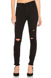 Nobody Denim Cult Ankle Skinny Black