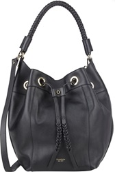Thakoon Hudson Bucket Bag Black