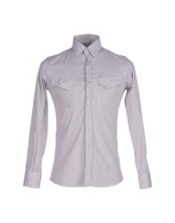 Minimal Shirts Shirts Men White