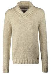 Quiksilver Chester Jumper Stone Grey