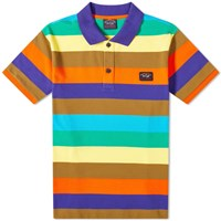 Paul And Shark X Nick Wooster Striped Polo Multi