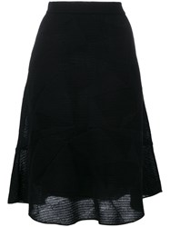 M Missoni Knitted Skirt Black