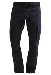 Tom Tailor Marvin Cargo Trousers Real Navy Blue Dark Blue