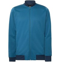 Under Armour Recovery Celliant Tech Jersey Track Jacket Blue