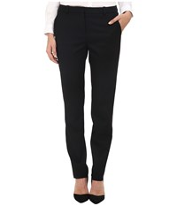 The Kooples Timeless Trousers Black Women's Casual Pants
