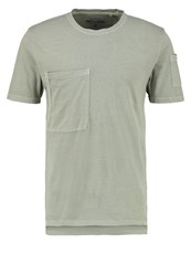 Only And Sons Onstao Basic Tshirt Seagrass Khaki