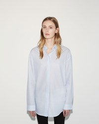 Acne Studios Bela Shirt Thin Blue