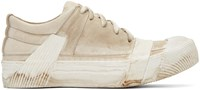 Boris Bidjan Saberi Off White Bamba 1 Sneakers