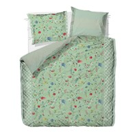 Pip Studio Hummingbirds Light Green Duvet Cover King
