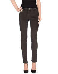 Kocca Trousers Casual Trousers Women Dark Brown