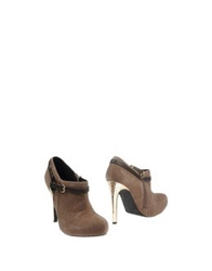Replay Shoe Boots Dove Grey