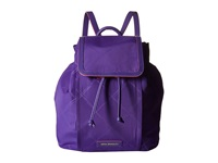 Vera Bradley Preppy Poly Backpack Violet Backpack Bags Purple