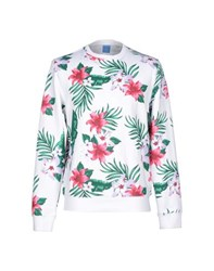 Pepe Jeans Topwear Sweatshirts Men White