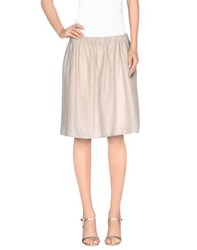 Hartford Skirts Mini Skirts Women Beige
