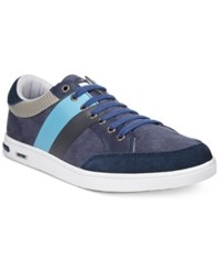 Kenneth Cole Reaction Men's Chain Reaction Sneakers Men's Shoes Navy