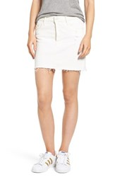 Mother Women's The Vagabond Denim Miniskirt