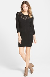 Element 'My Love' Sweater Dress Black