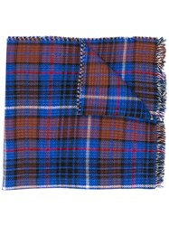 Altea Checked Scarf 60