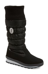 Women's Jog Dog Waterproof Winter Boot 1 3 4' Heel