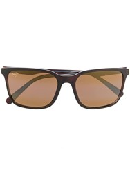 Maui Jim Wild Coast Sunglasses Black