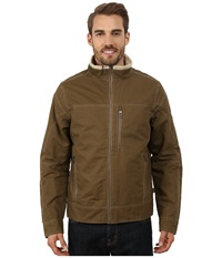 Kuhl Burr Lined Jacket Khaki Men's Coat