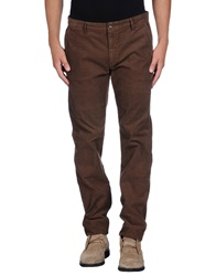 Cochrane Casual Pants Brown