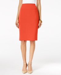 Alfani Classic Pencil Skirt Only At Macy's Tropical Reef