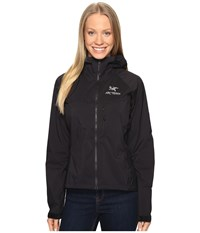 Arc'teryx Squamish Hoody Black Coat