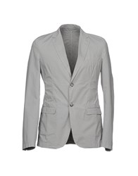 Trussardi Jeans Suits And Jackets Blazers Grey