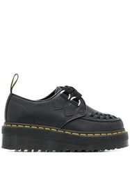 Dr. Martens Chunky Sole Loafers Black