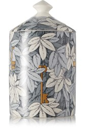 Fornasetti Foglie Scented Candle Colorless