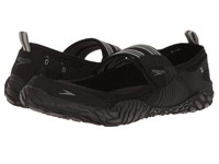 Speedo Offshore Strap Black Black 2 Women's Shoes