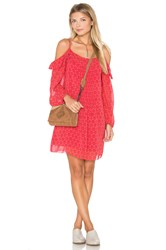 Sanctuary Penelope Dress Red