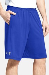Men's Under Armour 'Raid' Heatgear Loose Fit Athletic Shorts Royal Steel