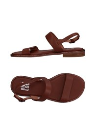 Bibi Lou Sandals Brown