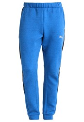 Puma Evostripe Tracksuit Bottoms Royal Heather Blue