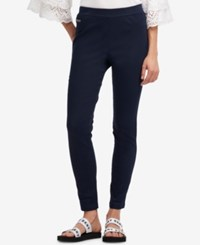 Dkny Pull On Jeggings Heritage Navy
