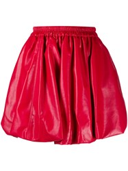 Philosophy Di Lorenzo Serafini Pull On Balloon Skirt Red