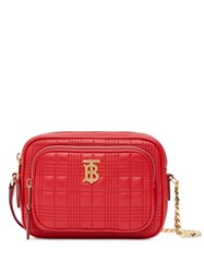 Burberry Small Quilted Check Camera Bag 60
