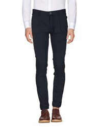 X Cape Casual Pants Dark Blue
