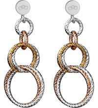 Links Of London Aurora Double Link Earrings